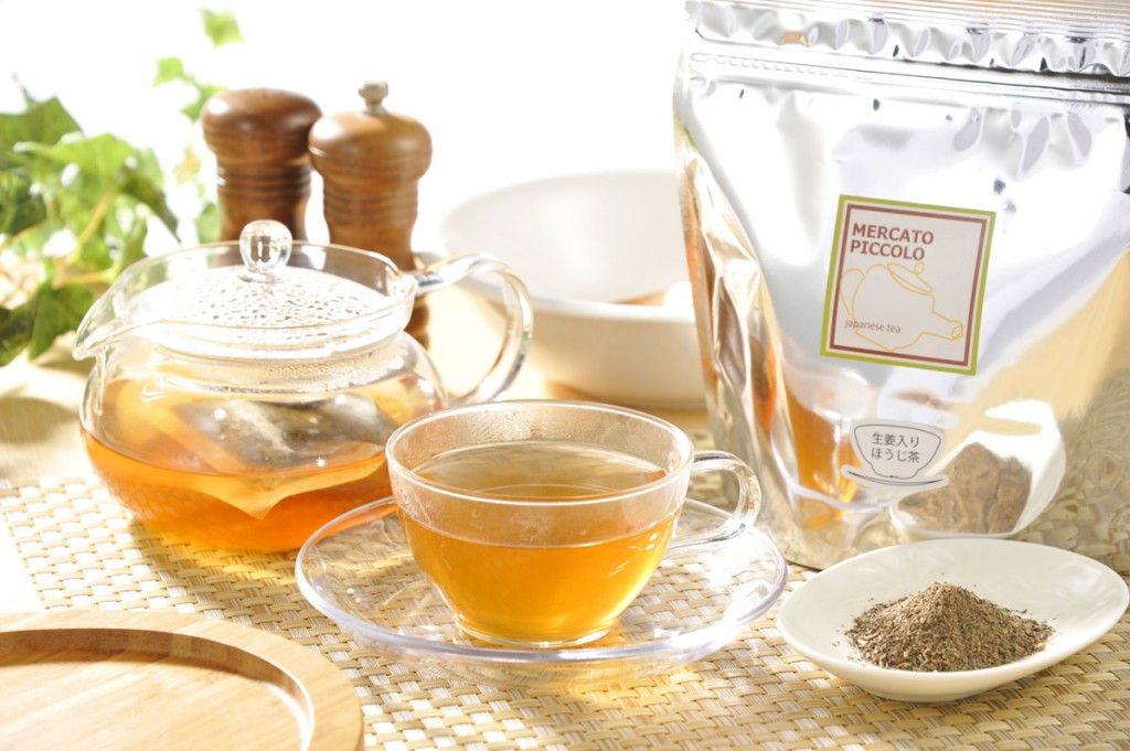 M様 マーマレードとお茶のイメージ写真を撮影。