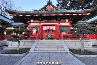 360°Flashパノラマ映像 織姫神社