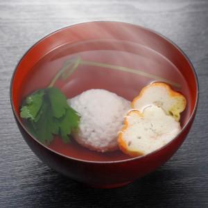 K様 湯豆腐とお吸い物の撮影をいたしました