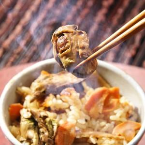 Y様 加工食品(牡蠣の炊込みご飯)を撮影いたしました
