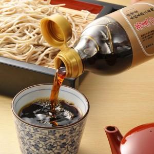 Y様 瓶詰めのそば汁の撮影をいたしました