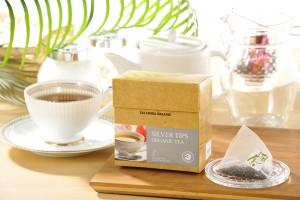F様 紅茶パッケージのイメージ写真を撮影いたしました