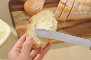 W様 ナイフの使用風景を撮影いたしました