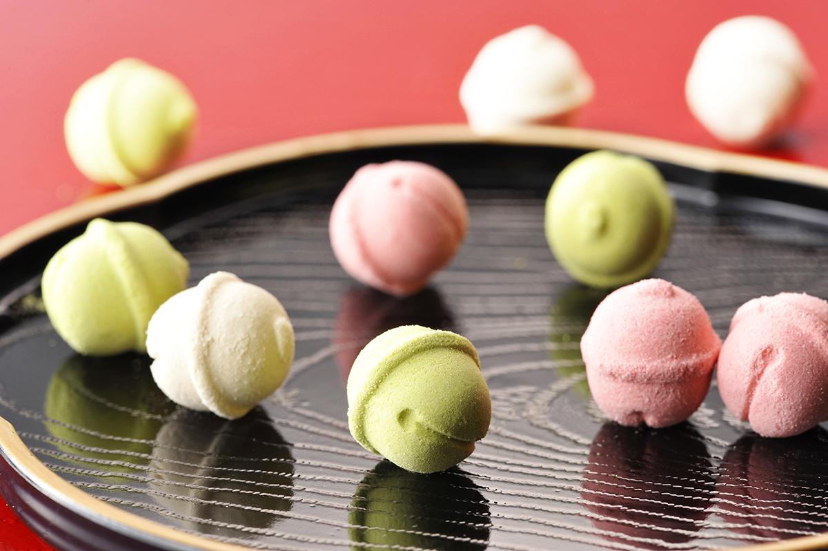 T様 お正月用の和菓子の撮影をいたしました。