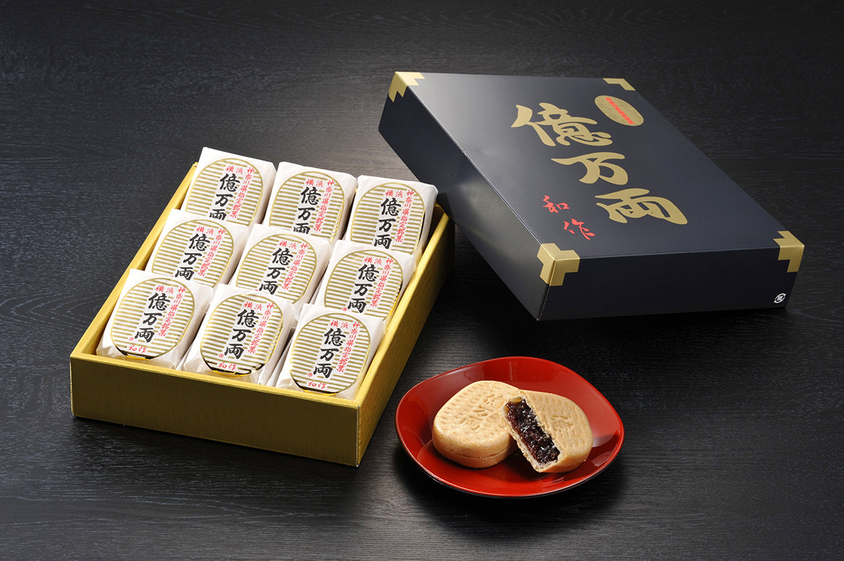 M様 和菓子(最中)の撮影をいたしました。