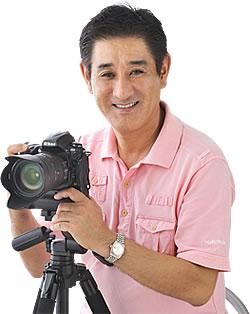 商品写真専門のフォトグラファー、 表 真司(オモテ シンジ)