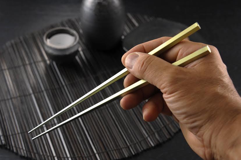 R様 チタン製のお箸を撮影いたしました。