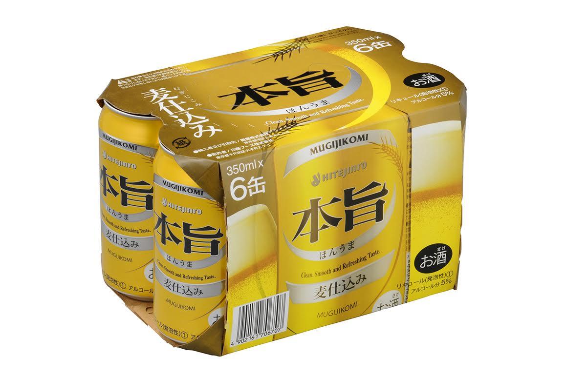 K様 缶ビールの撮影をいたしました。
