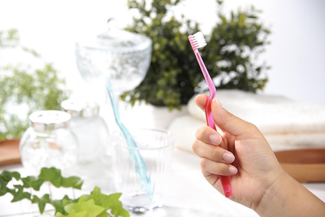 G様 歯ブラシの撮影